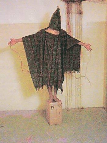 Abu Ghraib brutality