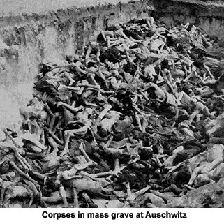 The Auschwitz Death Camp