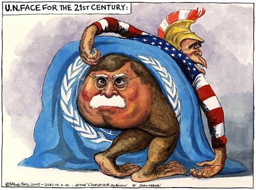 John Bolton, the Ass of BushCo at the UN