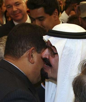 Chavecito and the King of Arabia