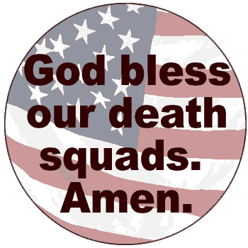 God Bless Our Death Squads
