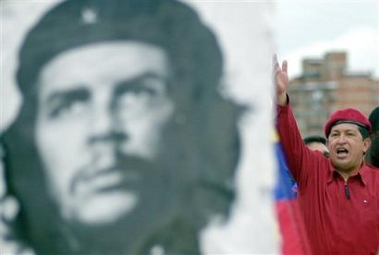 Hugo or Che? Decisions, decisions...