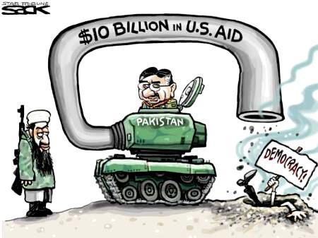 The Bush-Mush Democratic Vision for PakAfghanistan
