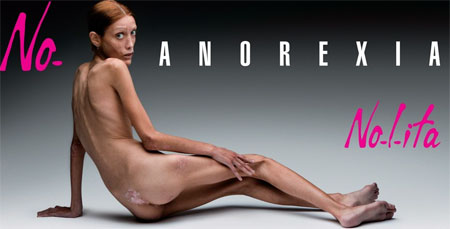 Anorexic pics sexy