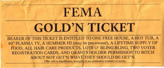 Golden Ticket to Republican Racism